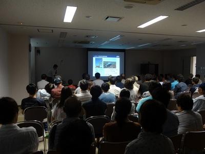 JAXA研究者講演②「極超音速旅客機の研究開発」 (2).JPG